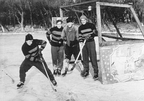 Хоккей с мячом (бенди) в СССР
