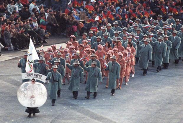 объединенная команда-1992