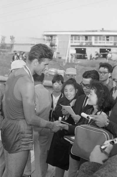 Вячеслав Иванов. Токио 1964.